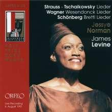 Jessye Norman - Salzburger Festspiele 1991, CD