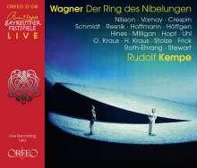 Richard Wagner (1813-1883): Der Ring des Nibelungen, 13 CDs