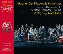 Richard Wagner (1813-1883): Der Fliegende Ho lländer, 2 CDs