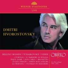 Dmitri Hvorostovsky - Live Recordings Wiener Staatsoper 1994-2016, CD