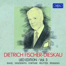 Dietrich Fischer-Dieskau - Lied Edition Vol.3 (Orfeo), 5 CDs