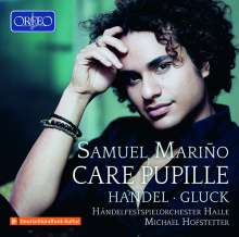 Samuel Marino - Care Pupille, CD