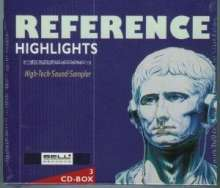Reference Highlights I - III, 3 CDs