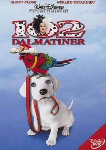102 Dalmatiner, DVD