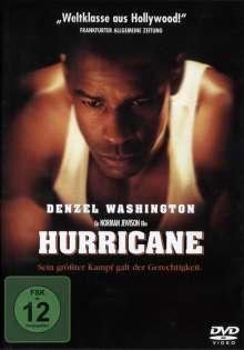 Hurricane (1999), DVD