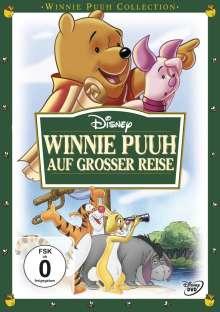 Winnie Puuh: Auf großer Reise, DVD