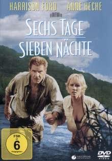Sechs Tage, sieben Nächte, DVD