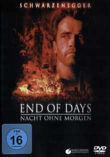 End of Days, DVD
