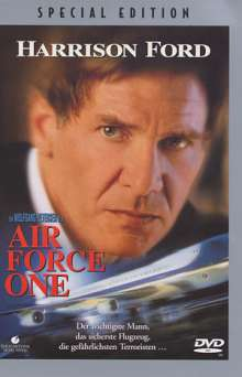 Air Force One (Special Edition), DVD