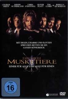 Die drei Musketiere (1994), DVD