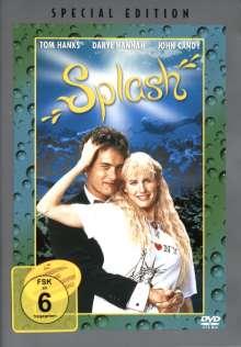 Splash - Die Jungfrau am Haken, DVD