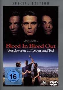 Blood In Blood Out, DVD