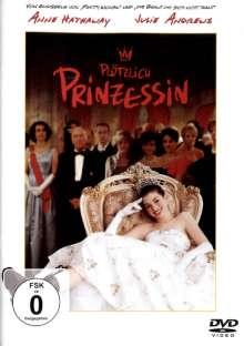 Plötzlich Prinzessin, DVD
