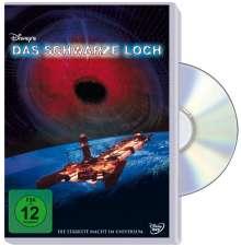 Das schwarze Loch, DVD