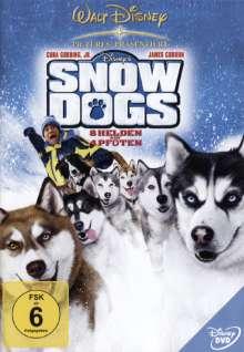Snow Dogs - Acht Helden auf vier Pfoten, DVD