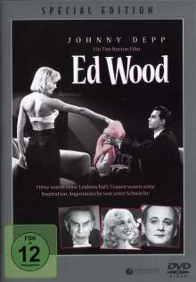 Ed Wood (Special Edition), DVD