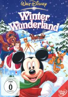 Walt Disney: Winter Wunderland, DVD