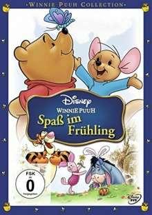 Winnie Puuh: Spaß im Frühling, DVD