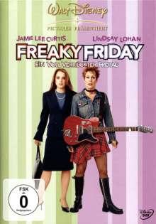 Freaky Friday - Ein voll verrückter Freitag, DVD