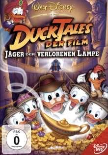 Walt Disney: Duck Tales - Jäger der verlorenen Lampe, DVD