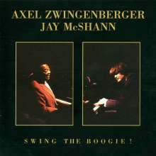 Axel Zwingenberger: Swing The Boogie, CD