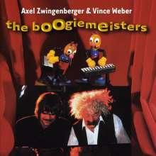 Axel Zwingenberger: The Boogiemeisters, CD