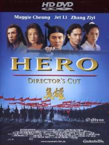 Hero (2002) (Director's Cut) (HD-DVD), HD DVD