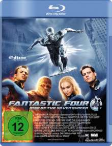 Fantastic Four - Rise of the Silver Surfer (Blu-ray), Blu-ray Disc