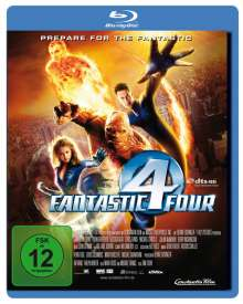 Fantastic Four (Blu-ray), Blu-ray Disc