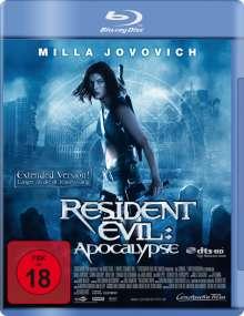 Resident Evil: Apocalypse (Blu-ray), Blu-ray Disc