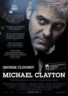 Michael Clayton (Blu-ray), Blu-ray Disc