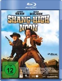 Shanghai Noon (Blu-ray), Blu-ray Disc