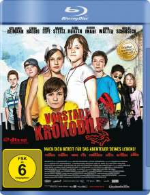 Vorstadtkrokodile (Blu-ray), Blu-ray Disc