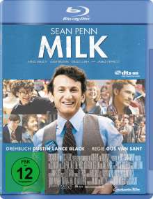 Milk (2008) (Blu-ray), Blu-ray Disc