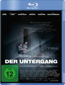 Der Untergang (Blu-ray), Blu-ray Disc