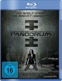 Pandorum (Blu-ray), Blu-ray Disc