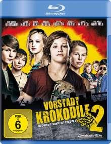 Vorstadtkrokodile 2 (Blu-ray), Blu-ray Disc