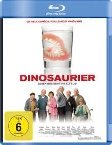 Dinosaurier (2009) (Blu-ray), Blu-ray Disc