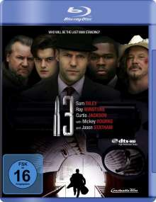 13 (Blu-ray), Blu-ray Disc