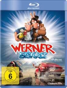Werner - Eiskalt! (Blu-ray), Blu-ray Disc