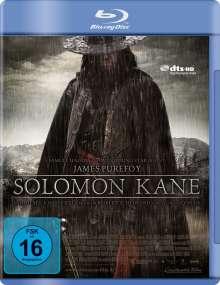 Solomon Kane (Blu-ray), Blu-ray Disc