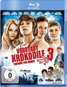 Vorstadtkrokodile 3 (Blu-ray), Blu-ray Disc