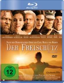Der Freischütz (2010) (Blu-ray), Blu-ray Disc
