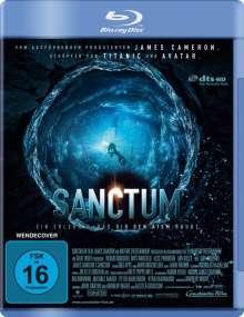 Sanctum (Blu-ray), Blu-ray Disc