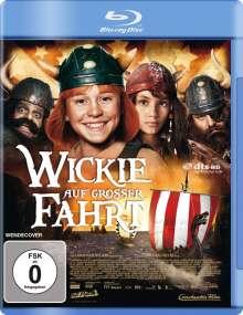 Wickie auf großer Fahrt (Blu-ray), Blu-ray Disc