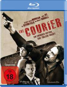 The Courier (2011) (Blu-ray), Blu-ray Disc