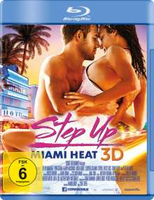 Step Up: Miami Heat (Blu-ray), Blu-ray Disc