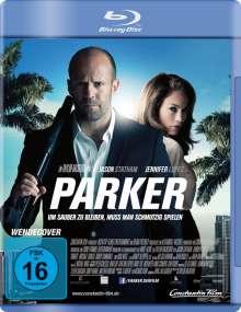 Parker (Blu-ray), Blu-ray Disc