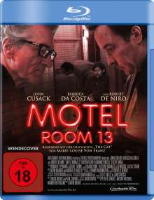 Motel Room 13 (Blu-ray), Blu-ray Disc