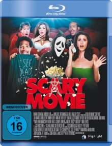 Scary Movie (Blu-ray), Blu-ray Disc